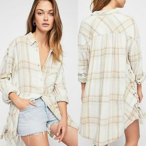 Free People Nordic day ivory